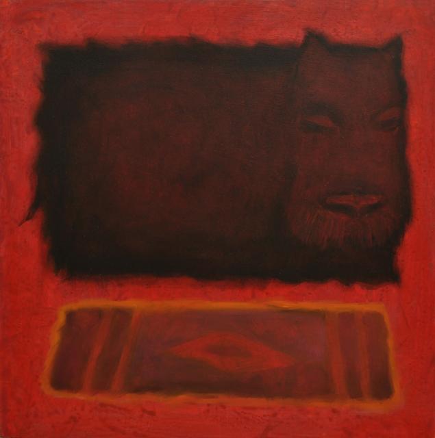 , 'Rothko's Dog,' 2017, Sarah Wiseman Gallery
