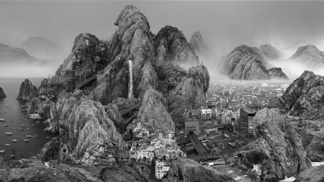 , 'Endless Streams,' 2017, Pearl Lam Galleries