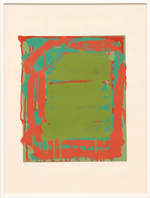 , 'Untitled Green,' 1975, Tanya Baxter Contemporary