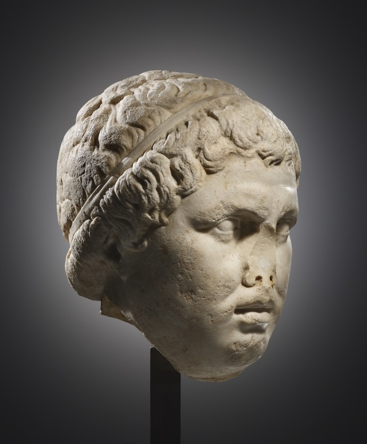 , 'An Important Head of a Hellenistic Ruler, Probably Attalos III,' 2, Cahn International
