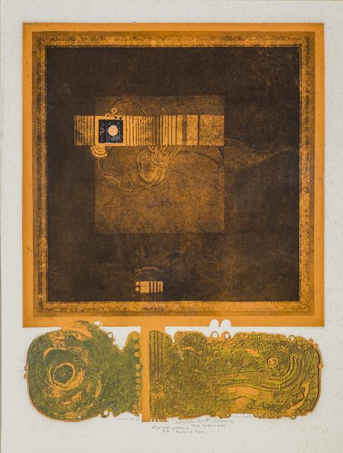 , 'Balance,' 1974, Hafez Gallery