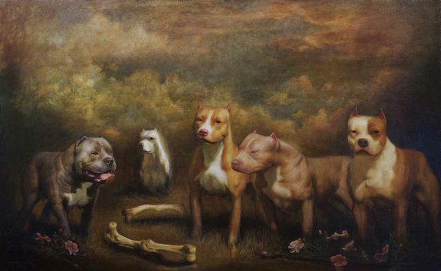 , 'Renaissance,' 2015, Gallery Victor Armendariz