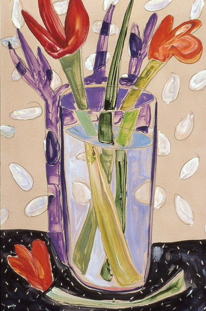 , 'Tulip - Resting Tulip,' , Wallace Galleries