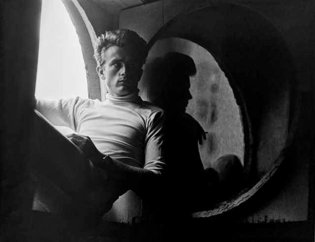 Roy Schatt, 'James Dean', 1954, Photography, Gelatin Silver Print, Staley-Wise Gallery