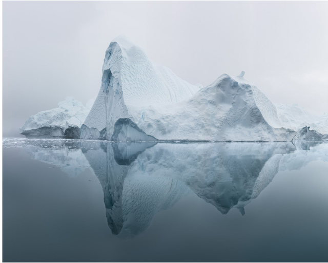 , 'Ilulissat Iceberg,' 2015, Galerie f5,6