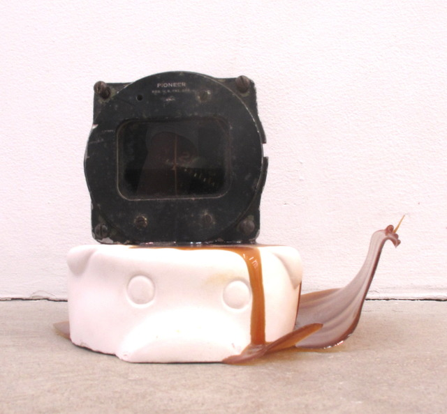 , 'Navigation Pig-strument,' 2007, MARTOS GALLERY