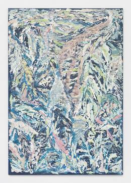 , 'Leaves,' 2014, Feuer/Mesler