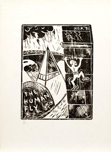 , 'The Human Fly,' 1971, Brooke Alexander, Inc.
