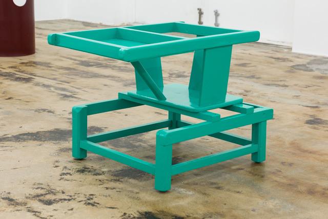 , 'Tot Chair,' , Nina Johnson