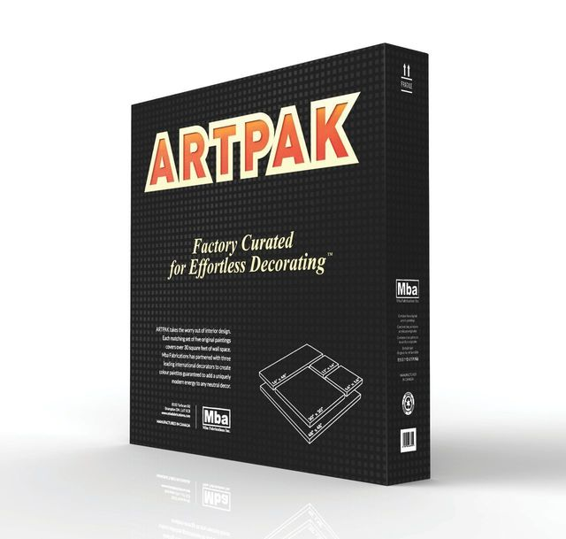 , 'ARTPAK Box Prototype,' , Kustera Projects