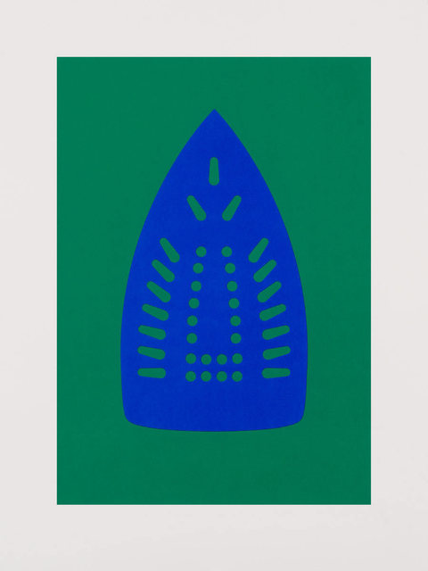 , 'Complementary Soles (Blue/Green),' 2012, Burnet Fine Art & Advisory