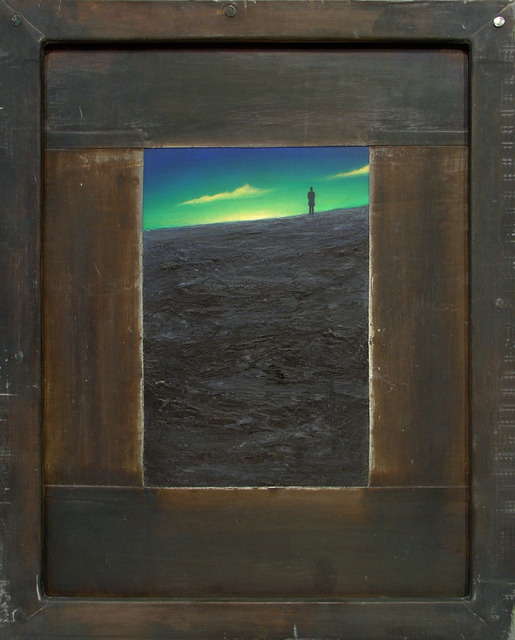 , 'Man on Top of the World,' 1995, Nohra Haime Gallery