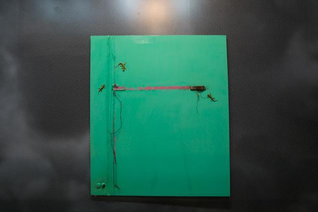 Huma Mulji, 'Ode to a Tubelight', 2011, Gwangju Biennale