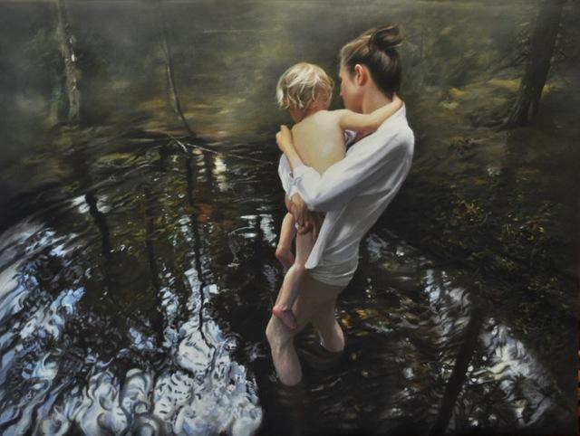 , 'Tjärn 3,' , Christian Larsen