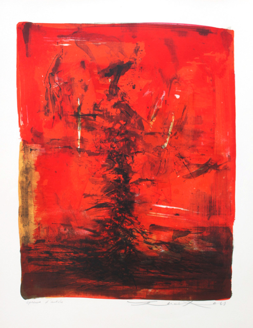 , 'Untitled,' 1963, PARKVIEW ART Hong Kong