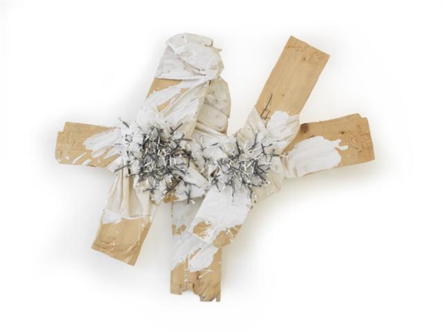 , 'Verletzungen - Verbindungen No. 4,' 2012, Mario Mauroner Contemporary Art Salzburg-Vienna