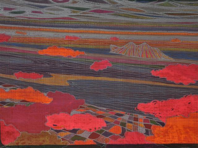 , 'The Human Ridge 14,' 2016, Powen Gallery
