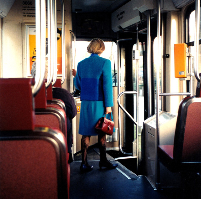 , 'Woman on a Tram,' 2003, Christopher Cutts Gallery
