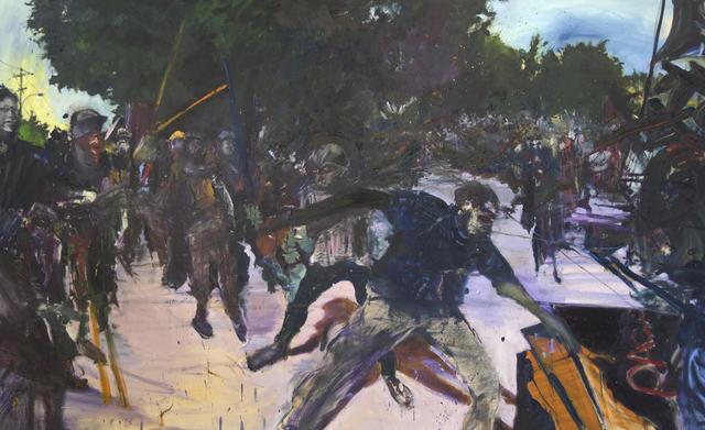 , 'Oppressive Disorder,' 2017, Arusha Gallery