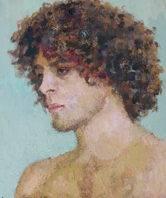 Dror Yisrael Hemed, 'Curls', 2017, IAILA