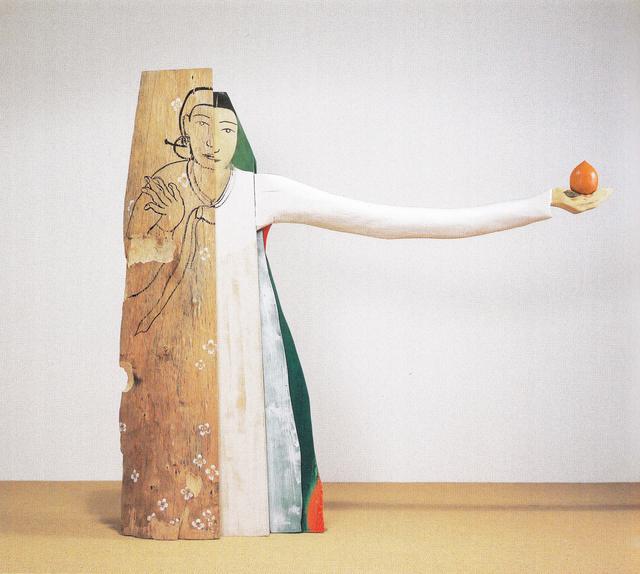 , ' Persimmon,' 2003, Gallery LVS