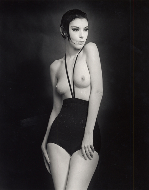 , 'Peggy Moffitt in Rudi Gernreich, Topless Swimsuit,' 1964, Fahey/Klein Gallery
