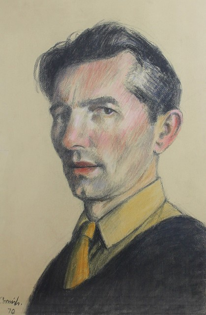 , 'Self Portrait (1970),' 1970, Castlegate House Gallery