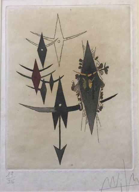 , 'Croiseur Noir,' 1972, Wallector