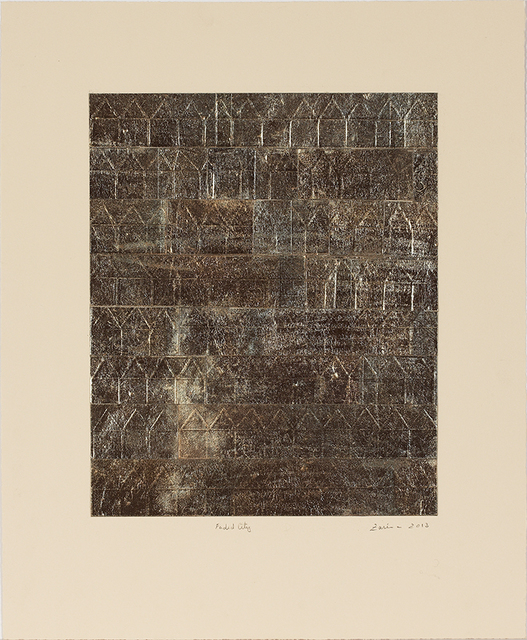 , 'Faded City,' 2013, Luhring Augustine