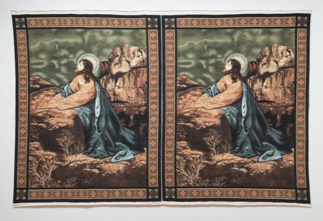 Rodney McMillian, 'Double Double Jesus', 2006, The Studio Museum in Harlem