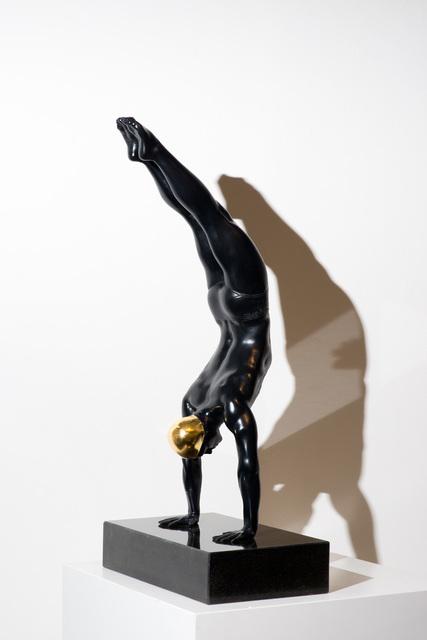 , 'Miniature Diver,' 2014, KM Fine Arts