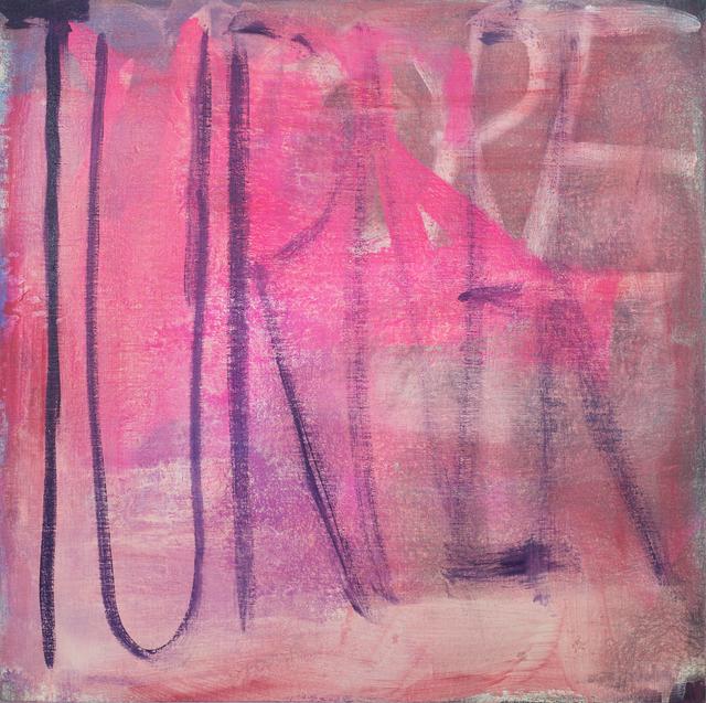 , 'TURNER,' 2013, Inman Gallery