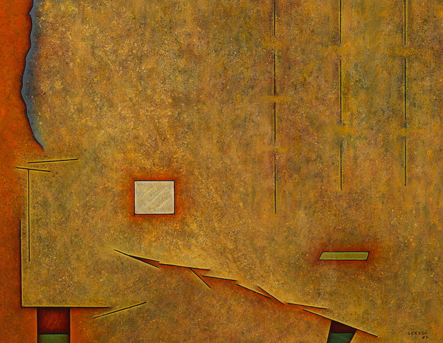 , 'Tierra Caliente,' 1987, Latin American Masters