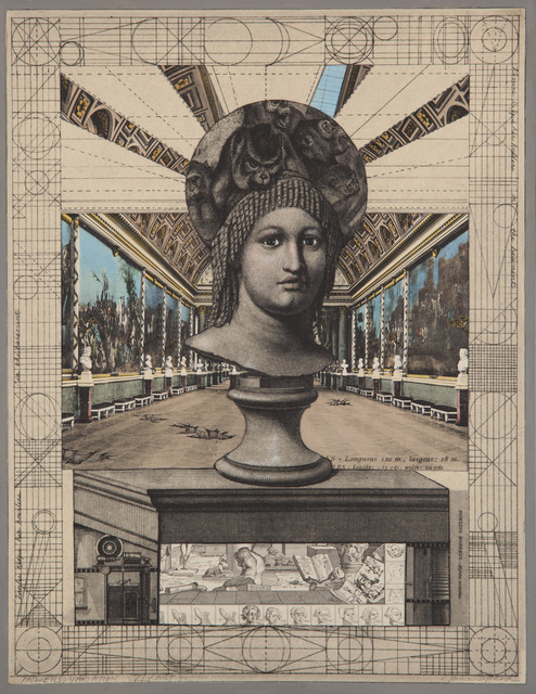 , 'Howlers, Variation VI (Art),' 2015, Ruiz-Healy Art