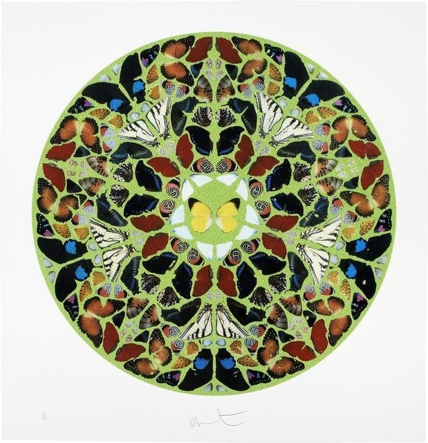 , 'Psalm - Domini est terra  (Diamond Dust),' 2010, Samuel Owen Gallery