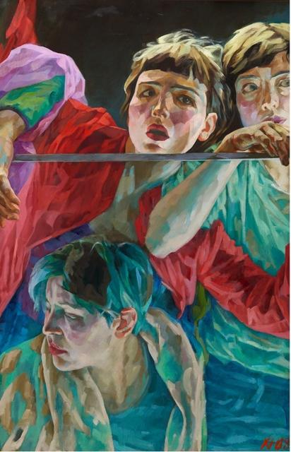 , 'Under Pressure II,' 2018, Lukas Feichtner Gallery