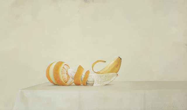 , 'Orange and Banana,' 2015, Galerie Huit
