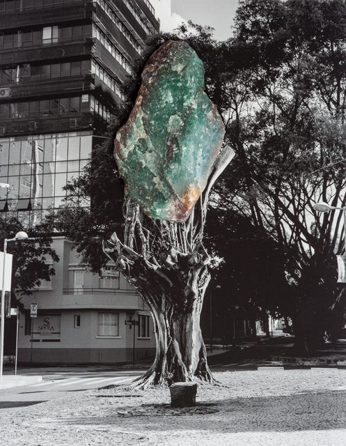 , 'Reconstruction #2,' 2017, Athena Contemporânea