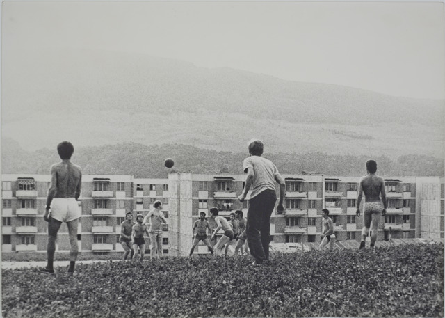 , 'Afternoon in Piatra neamt,' 1976, Galerija Gregor Podnar