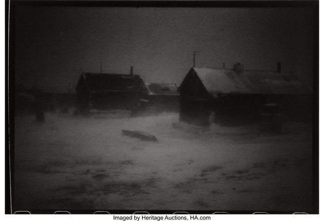 Duane Michals, 'Untitled (Winter Barns)', Heritage Auctions