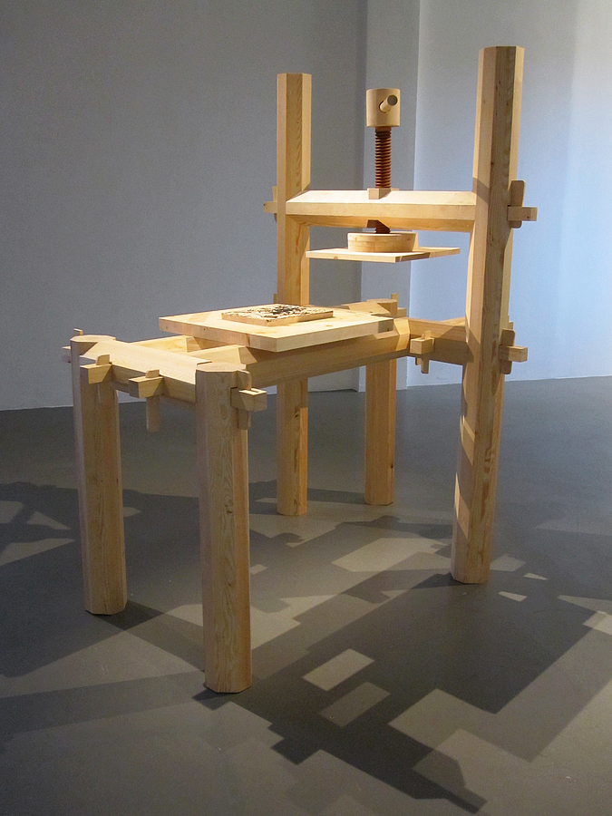 Installation view, Galleri Charlotte Lund, 2015