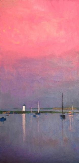 , 'Edgartown Light,' 2017, Eisenhauer Gallery