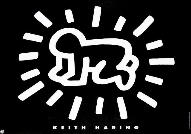 Keith Haring, 'Radiant Baby', 1993, Tate Ward Auctions