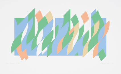 Bridget Riley, 'Wall Painting I,' 2007, Phillips: Evening and Day Editions