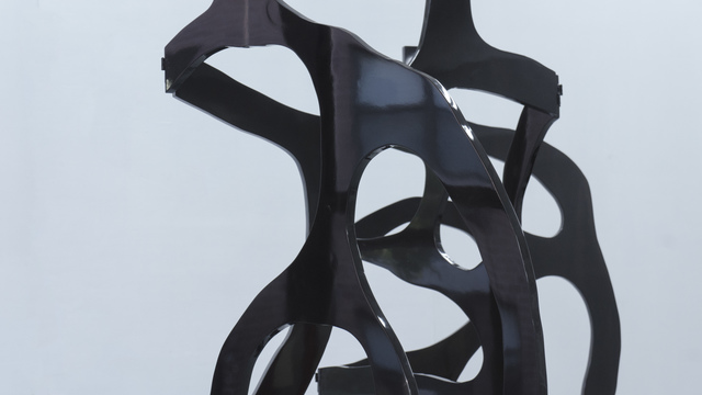Jacques Jarrige, 'Meander Sculpture Screen', 2012, Design/Decorative Art, Lacquered Wood, Valerie Goodman Gallery