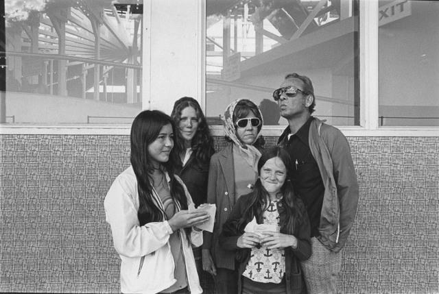 , 'The Boardwalk Series,' 1974, Robert Mann Gallery