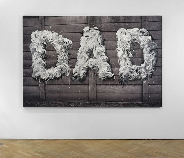 , 'DAD,' 2013, Vigo Gallery