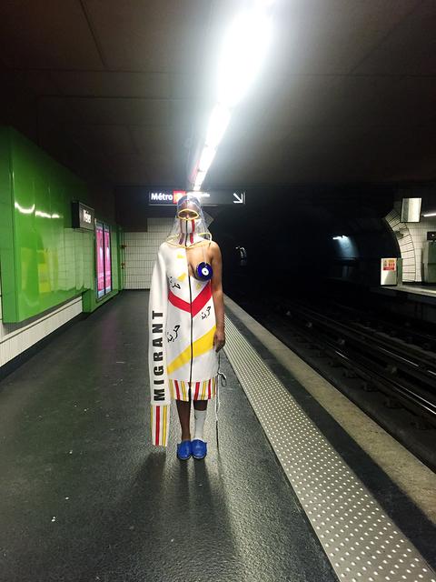 , 'Metro Illegal,' 2017, Galerie Number 8