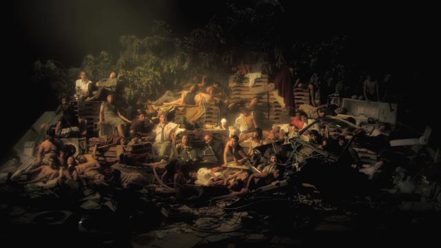 , 'Earth 此地,' 2011, Edouard Malingue Gallery
