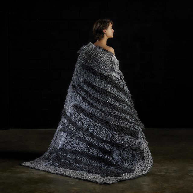 bianca severijns, 'Scratched - Protective Blanket Series', 2018, Meijler Art